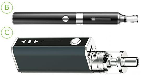 E-Cigarette Express Starter Kits Australia