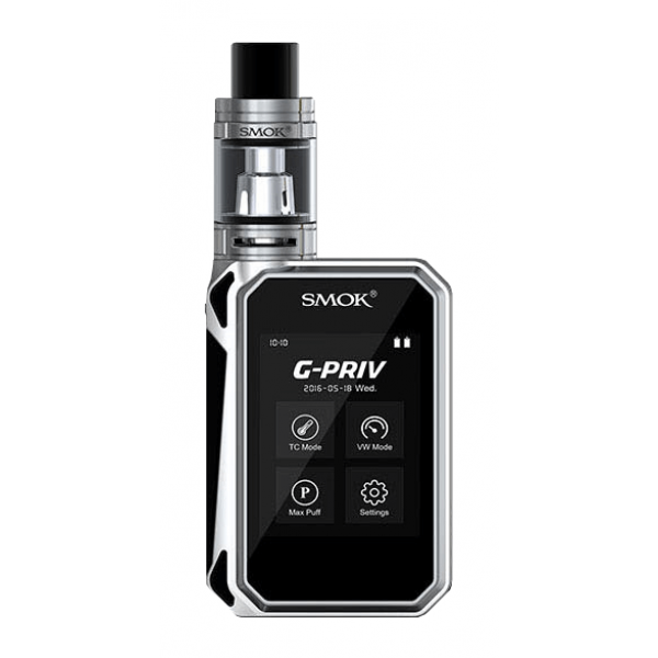 SMOK G-PRIV 220W Mod without batteries