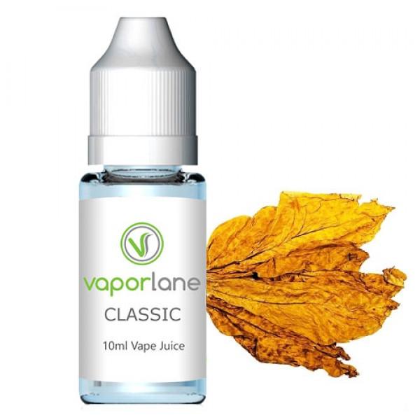Classic Tobacco E-Liquid